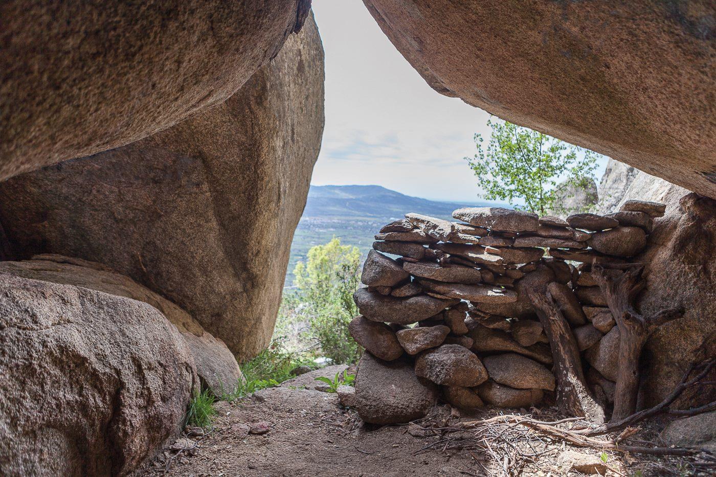 Cueva Maquis interior