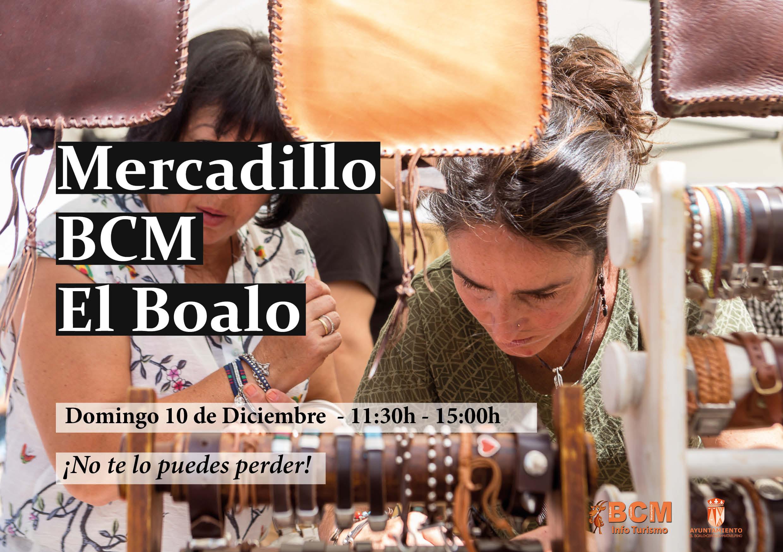 Mercadillo BCM diciembre